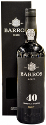 40 Years Old Tawny fra Barros