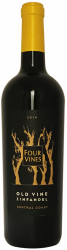 Four Vines Central Coast Zinfandel 2014