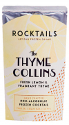 The Thyme Collins Frozen Cocktail - Alkoholfri